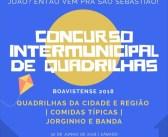 Concurso Intermunicipal de Quadrilhas Juninas Boavistense 2018
