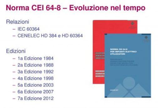 CEI 64-8 _ 8a edizione