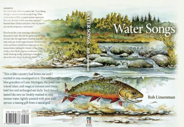Water Songs book cover