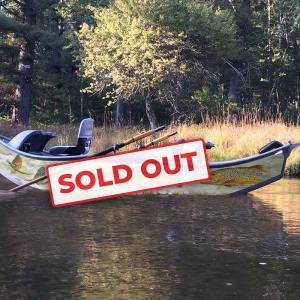 The driftboat raffle is SOLD OUT!