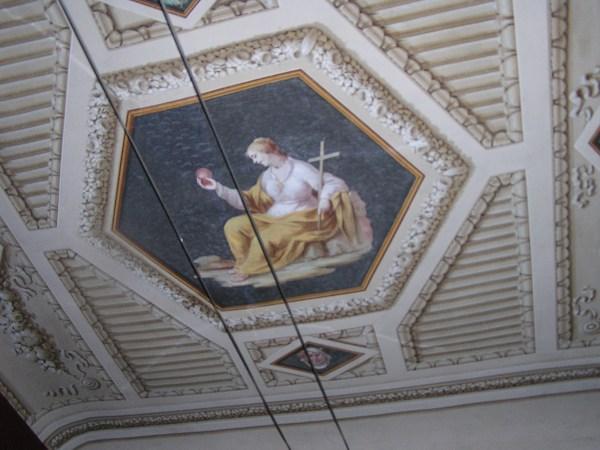2009 – CONSOLIDAMENTO SOFFITTO MUSEO DIOCESANO IMOLA