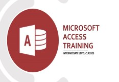 Microsoft Access Training Courses - Intermediate Class