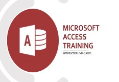 Microsoft Access Training Courses - Introduction Class