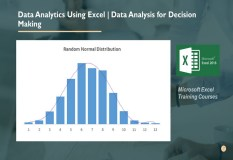 Data Analytics Using Excel Training Course