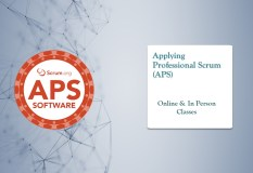 Applying Professional Scrum (APS)