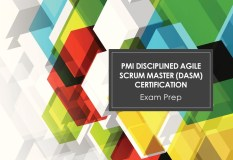 PMI-Disciplined-Agile-Scrum-Master-DASM Training