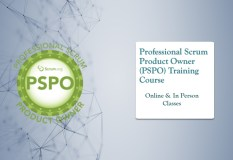 Professional Scrum Product Owner (PSPO) Training Course