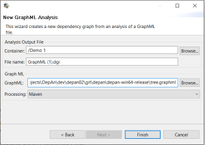 GraphML Wizard