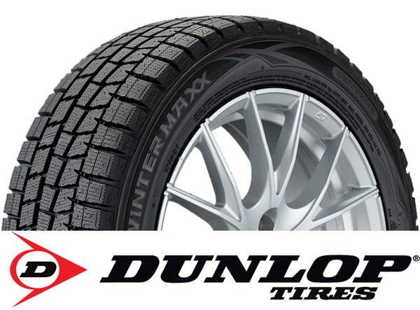 Le pneu Dunlop Winter Maxx sur une jante