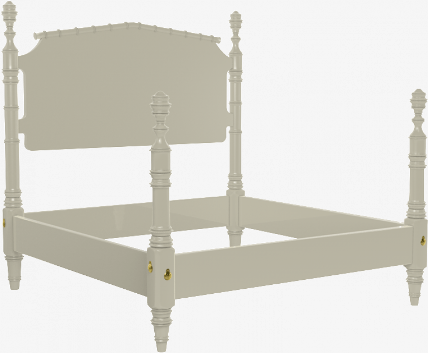 wood post png wilton 4 poster bed hd