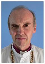 Bishop Peter Ramsden