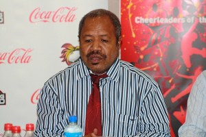 Hon Powes Parkop, Governor of PNGs National Capital District