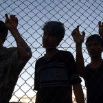 Behind the fences on Manus Island