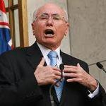 John Howard Australian Prime Minister 1996-2007