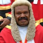 Sir Salamo Injia, Chief Justice and first amongst equals (?)