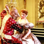 Audrey Hepburn and Yul Brynner in The King and I
