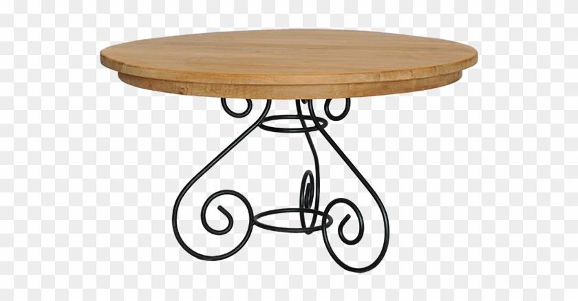 teramo dining table table ronde fer