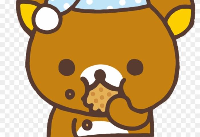 Rilakkuma Rilakkuma Kawaii Hd Png Download 1024x12482262311