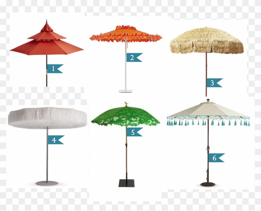 pagoda patio umbrella hd png download