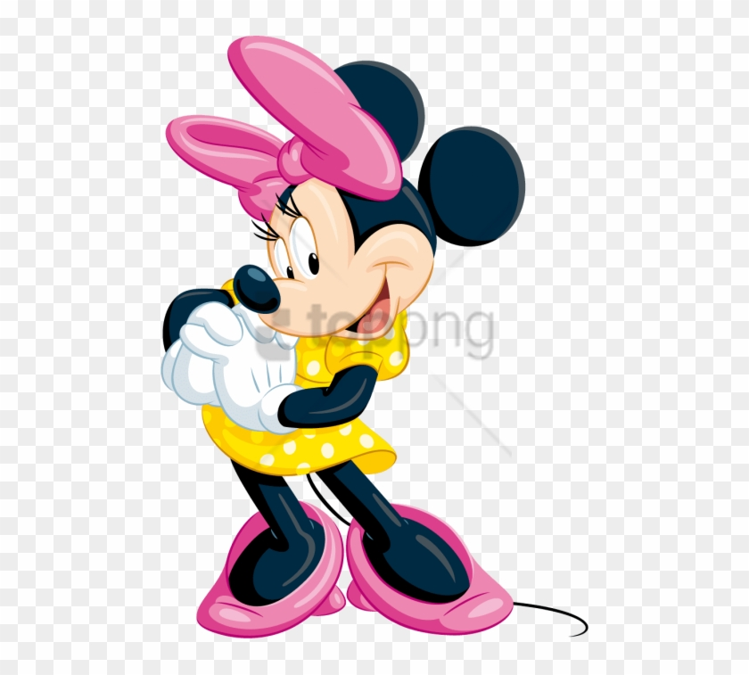 free png minnie png png image with