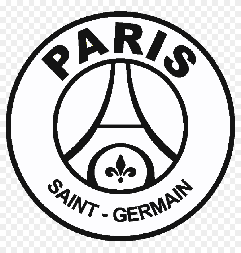 paris saint germain logo vector hd png