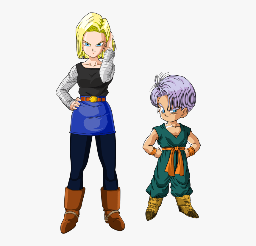Kid Trunks Dragon Ball Hd Png Download Transparent Png Image Pngitem