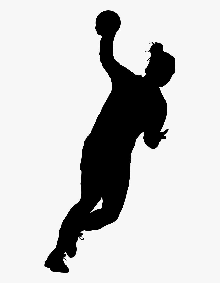 silhouette sport clip art free
