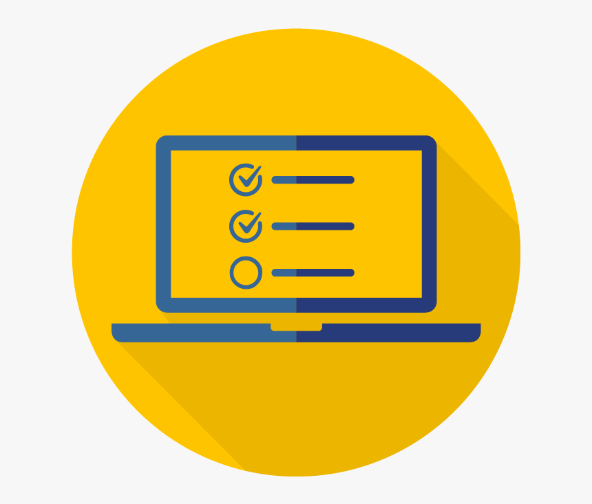 Online Survey Circle Icon Hd Png Download Transparent Png Image Pngitem