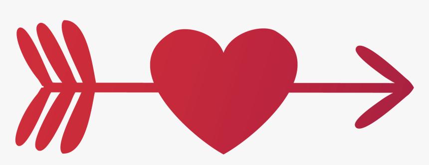 Download Russia Vector Love - Love Heart Arrow Png, Transparent Png ...
