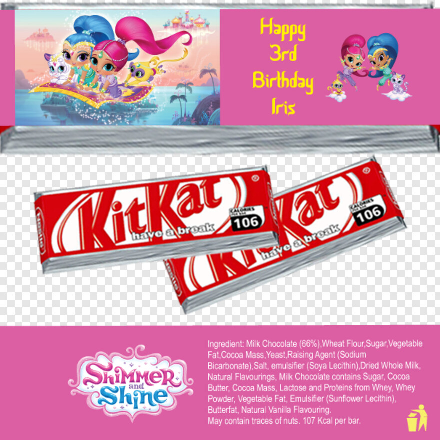 new shimmer and shine birthday party