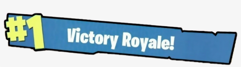 Royale Fortnite Victory Png Blank