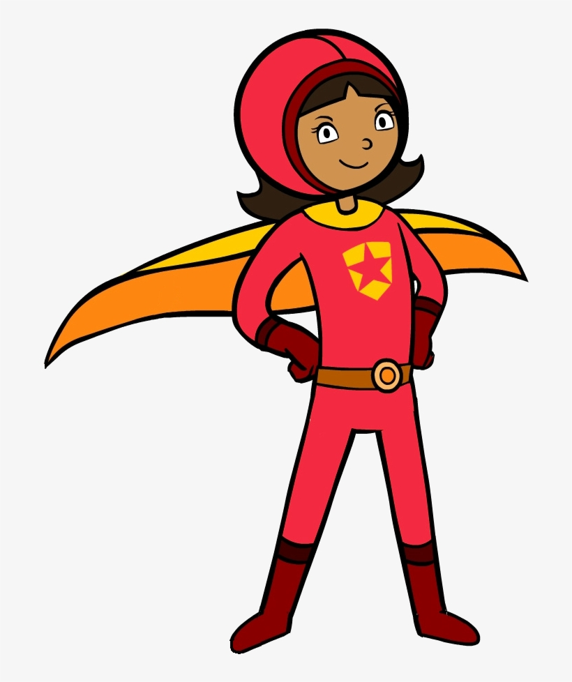 This Site Contains Information About Super Why Pbs Word Girl Characters Free Transparent Png Download Pngkey