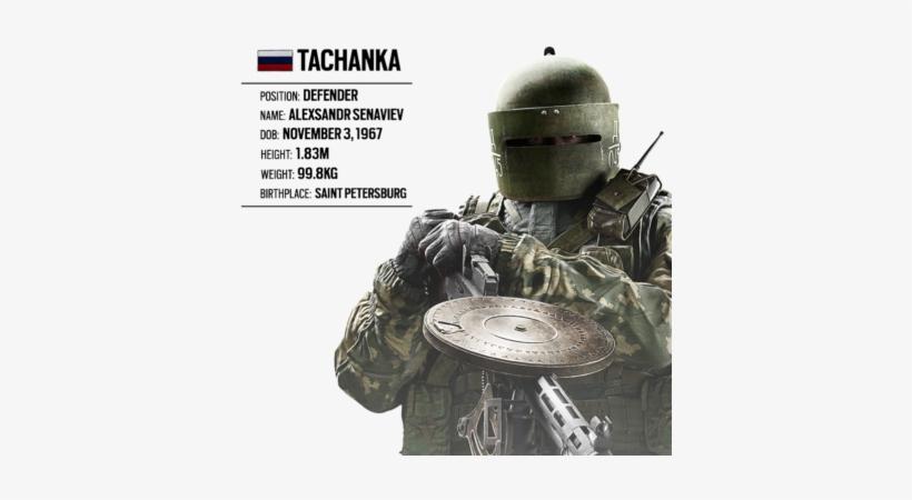 rainbow six siege tachanka bio