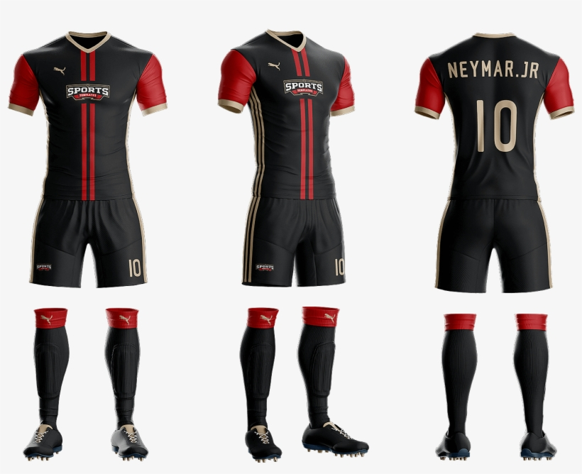 Download 9+ Download Mockup Jersey Kit - MockupFreeFile