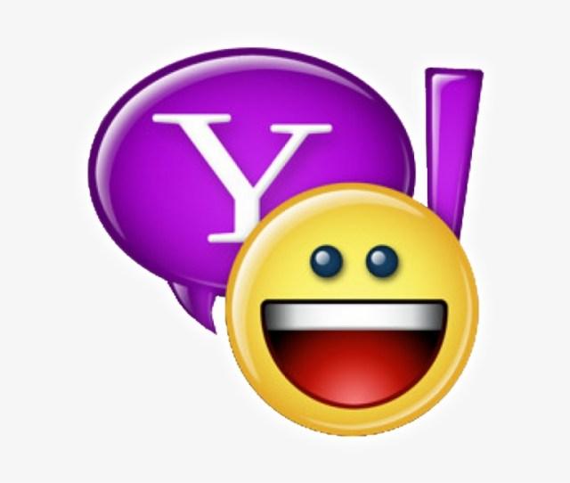 Yahoo Messenger Yahoo Messenger Logo Png
