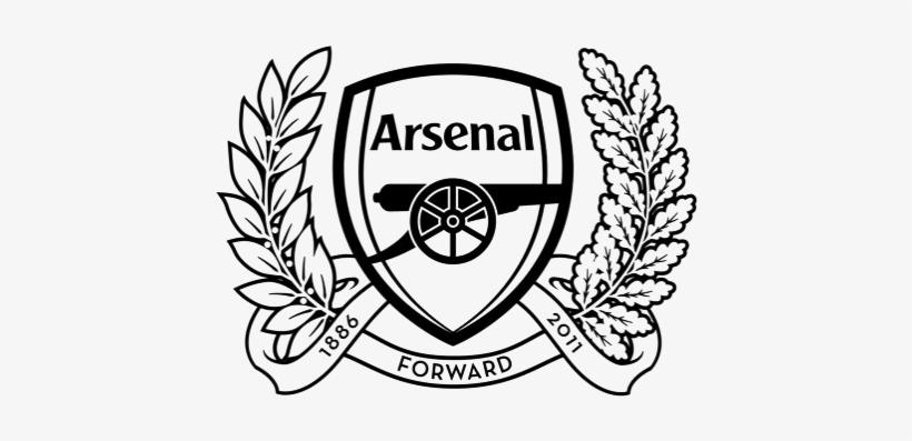 arsenal logo png transparent