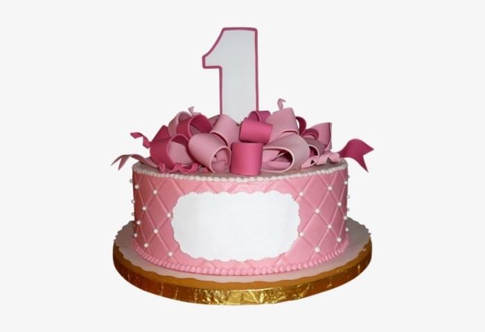 Custom Cakes For Girls 1st Birthday Cake Designs Free