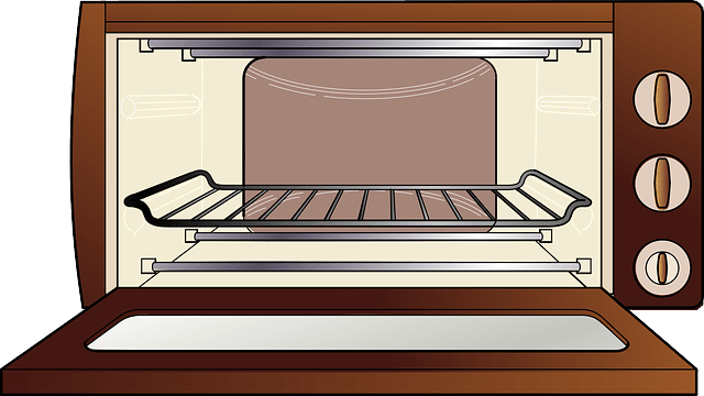 open oven clipart png image with no