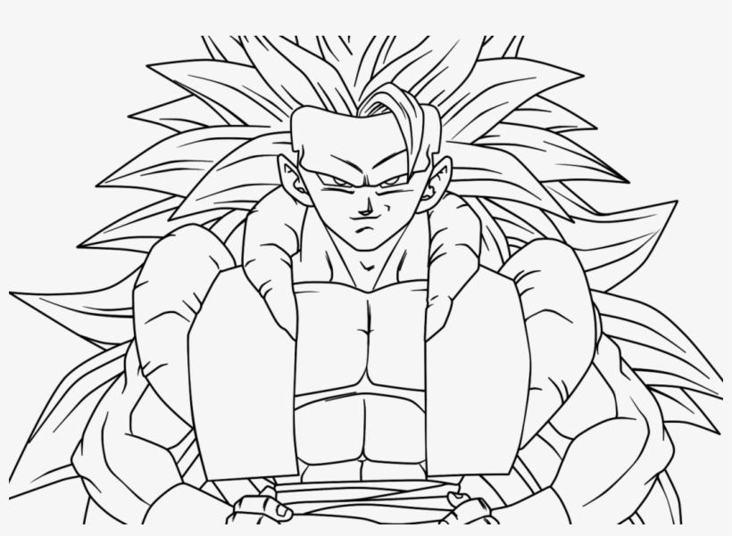 Para Dibujar A Goku Find Gallery