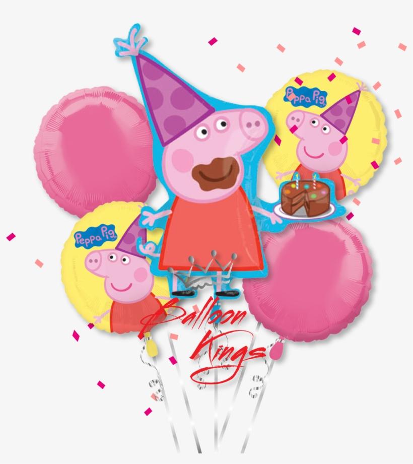 peppa pig birthday party supplies