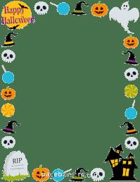 halloween border png
