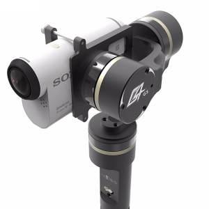 Feiyu G4GS - Stabilisateur 3 axes pour action cam