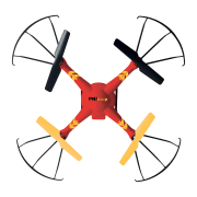 Drone SUPER-FLY