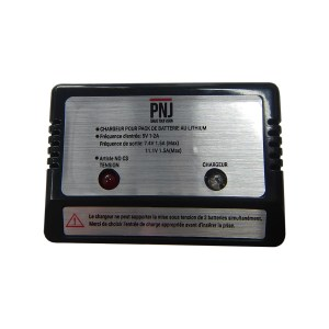 Chargeur pour batterie de drone R VELOCITY / R TRAVELLER