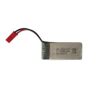 Batterie Li-Po 3.7V 450mAh pour R Nano HD