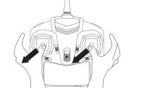 Calibrage radiocommande DR 60 W PNJ
