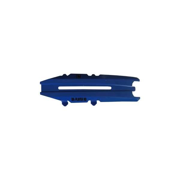 Coque de protection bleue pour DR-PLAYER HD