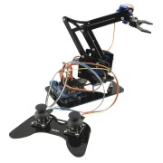 Bras robot par eBotics