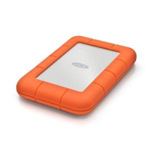 Disque dur externe 2TO LACIE Rugged Mini 3.0 orange