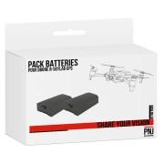Set de 2 batteries pour drone R Skylab